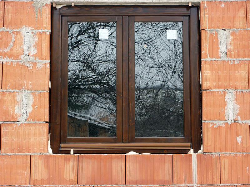 ferestre din lemn